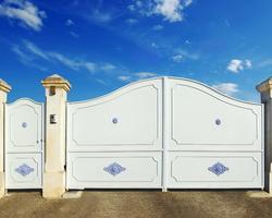 Fen'Azur - Chavelot - Portails