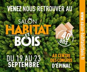 Salon Habitat & Bois