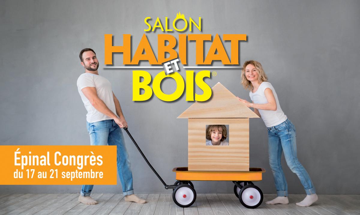 Salon habitat et bois 2020